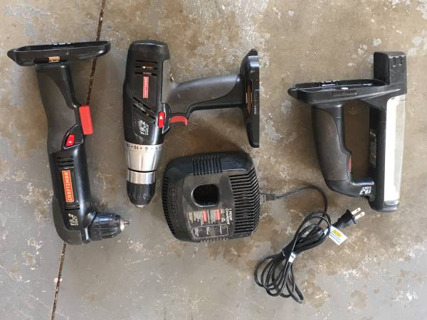 Black and Decker Cordless Tools - $25 (laguna Niguel)