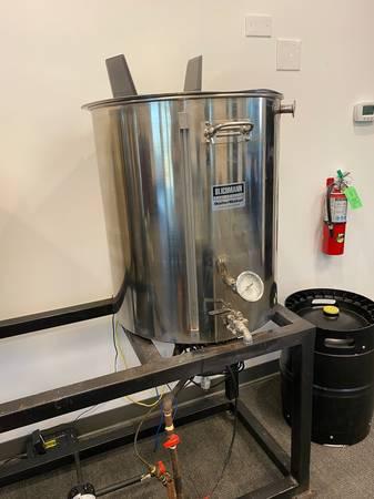 Photo Blichmann 1 Barrel Brew System - $5,000 (Orange County)