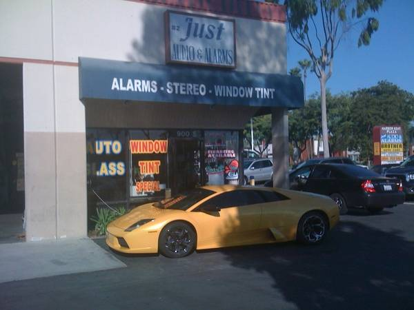 Photo Car Stereo  Alarms and Window Tint Shop in O C is for Sales 35 Years - $1 (santa ana)