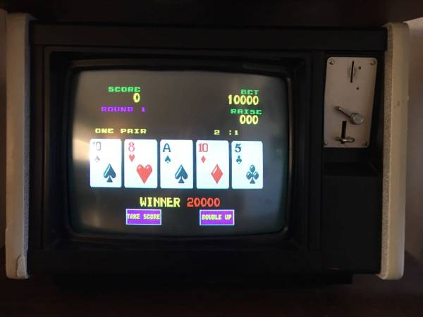 Photo Classic Retro Merit Megatouch IV Touch screen Bar Game Video Game - $100