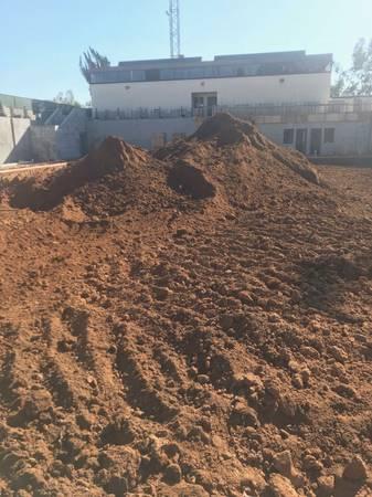 Photo Clean fill dirt (Fullerton)