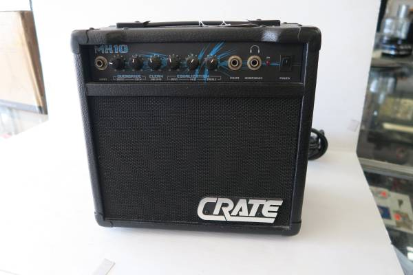 Photo Crate MX10 Amp - $39 (Costa Mesa)