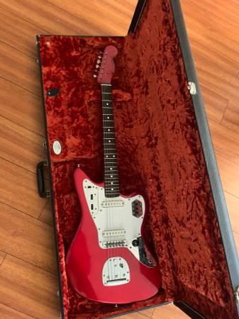 Photo Fender Jaguar 66 reissue MIJ for sale or trade - $1,200 (South Bay)