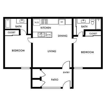 Photo Fully Upgraded 2-Bedroom Home (2459 Corte Merlango San Clemente, CA)