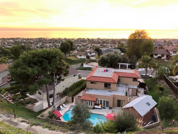 Photo Guest House with private entrance, own Bath  Kitchen w pool and spa (San Clemente)