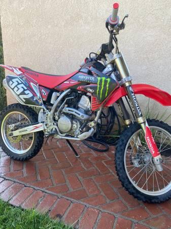 Photo Honda Crf150r Big Wheel Dirtbike - $3,400 (Yorba Linda)