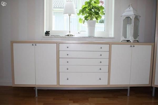 Photo IKEA MAGIKER SIDEBOARD X2 - $40 (BUENA PARK)