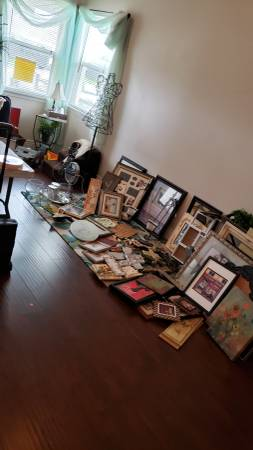 Photo Indoor Moving Sale Rain or shine ALL week. (Lake Forest)