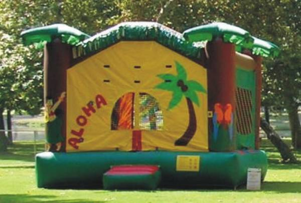 Photo Inflatable Bounce House for Sale  Western Themed Jumper - $950