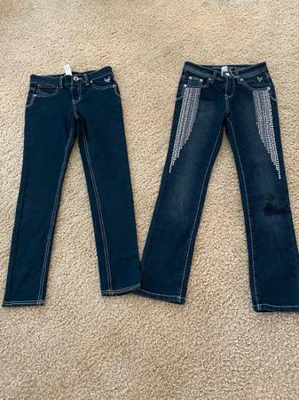 Photo Justice Jeans for Girls - 8R - $15 (Anaheim Hills)