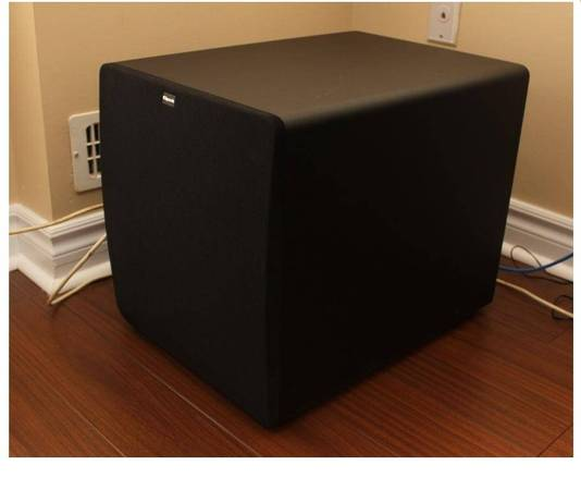 Photo Klipsch SW-110 Reference Series 10-inch 450 Watts Powered Subwoofer - $260 (Santa Ana)