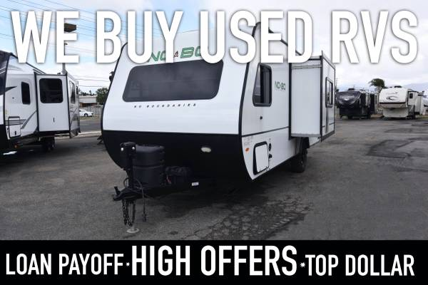 Photo Local RV Dealer Pays Top Dollar - Paid for or Not (Norco)