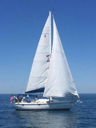 Photo Looking for Sailboat Partner (Newport Beach, Dana Point or Long Beach) - $250 (Newport Beach)