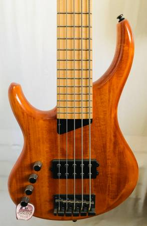 Photo MTD KA-5 Kingston By Tobias 5 String Bass Left Handed - $800 (Huntington Beach)