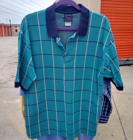 Photo Men39s vintage jantzen sport polo shirt size l - $9 (Santa Ana)