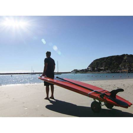Photo NEW SurfStow SUP Xpress Stand-Up Paddleboard Dolly Transport System - $50 (Costa Mesa)