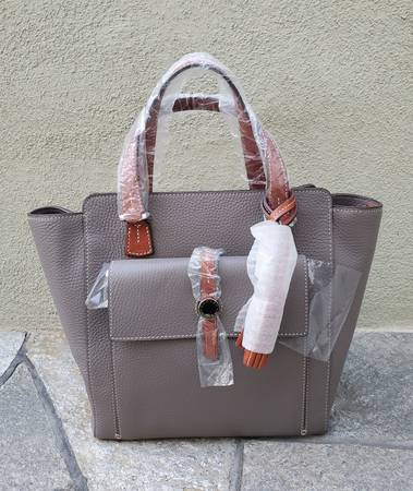 Photo NEW WITH TAGS Dooney and Bourke Pebbled Leather Purse - $398 RETAIL - $200 (Orange)