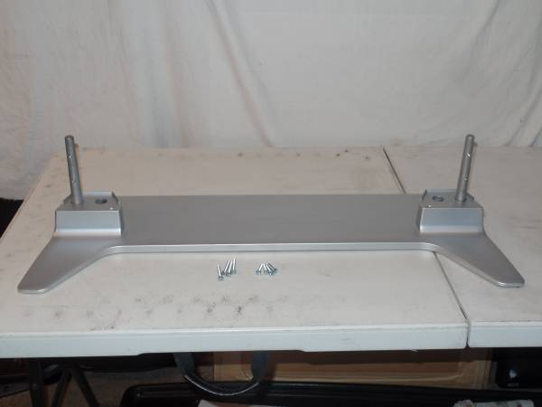 Photo Panasonic TV Stand 42 Inch and others  TY-ST42PX5W  with screws - $50 (Newport Beach)