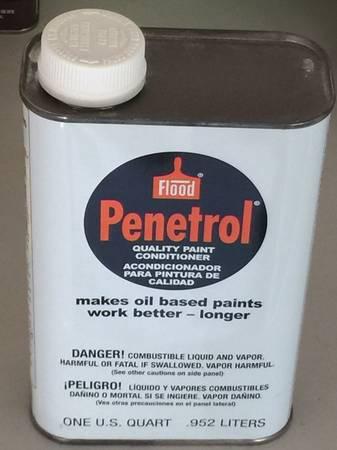 Photo Penetrol Paint Conditioner for Oil Based Paints (Laguna Niguel)