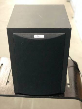 Photo PolkAudio RM6750 Subwoofer - $40 (San Clemente)