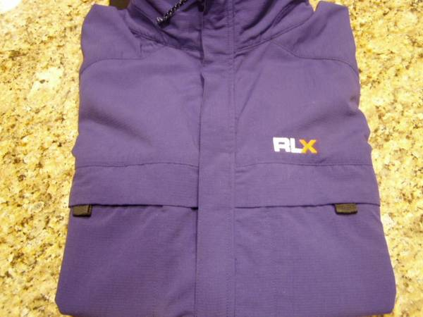 Photo Polo Sport RLX jacket Mens Large - $19 (Lake Forest)