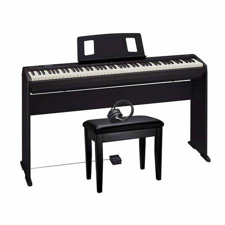 Photo ROLAND FRP-1 DIGITAL PIANO BUNDLE FROM COSTCO - $695 (COSTA MESA)
