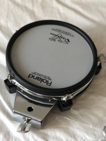 Photo Roland PD-85 Dual Trigger Mesh Head V-Drum Pad - $100 (Garden Grove)