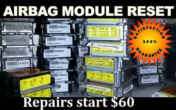 Photo SRS Modules for Sale, Toyota Honda Nissan Kia, starting at - $100 (Wilmington)