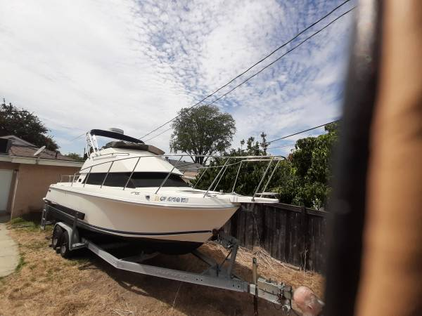 Photo Skipjack 26 Foot - $28,000 (Garden Grove)