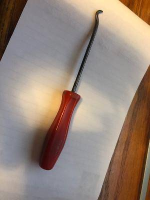 Photo Snap-on 6quot hook pick - $10 (Mission Viejo)