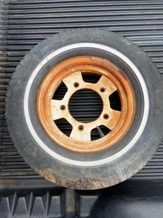 Photo Tacoma Brand,Manx Dune Buggy,EMPI Sportster,Baja Bug Burro Rim VW Wide - $50 (Costa Mesa)