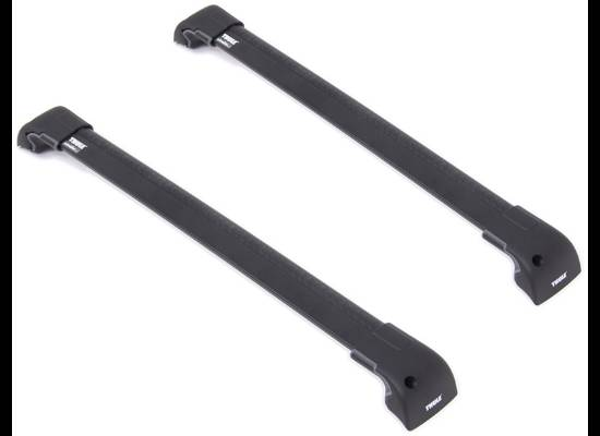 Photo Thule Aeroblade Edge Flush (7602) roof bars in excellent condition - $300 (Placentia)