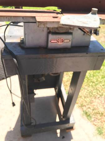 Photo Vintage Atlas Power King 4quot Jointer-Planer No. 6050 - $249 (Downey)