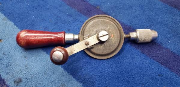 Photo Vintage Yankee by North Bros Mfg Hand Crank Drill - $25 (Garden Grove)