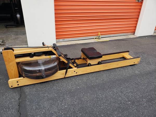 Photo Waterrower Oxbridge Natural Color With S4 Monitor Rower Concept 2 - $900 (Walnut)