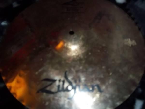 Photo Zildjian Mastersound Custom Hihats (O.C.)