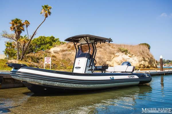 Photo Zodiac 2339 RIB Inflatable with Yamaha - $72,000 (newport beach)