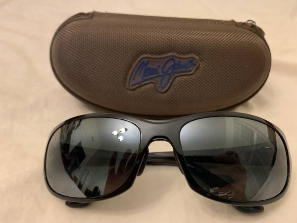 Photo Brand New Maui Jim Polarized Sunglasses (417 TWIN FALLS)  - $1 (Irvine)