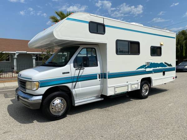 Photo gtgtgt 1995 tioga walkabout 22ft 46k miles 1 owner - $18,500 (Arcadia)