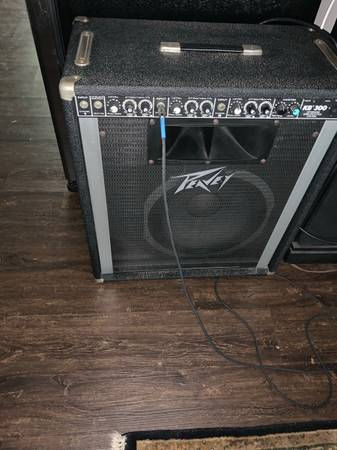 Photo peavey KB 300 - $199 (Fountain Valley)