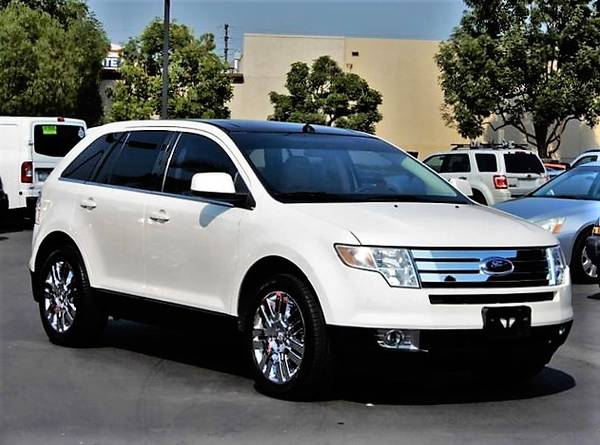 Photo quotONLY 47K MILESquot  BEAUTIFUL FORD EDGE quotLIMITEDquot BAD CREDIT OK - $11,500 (1 YELP DEALER LOWEST PRICES BEST FINANCING quotAPPLY ONLINEquot)