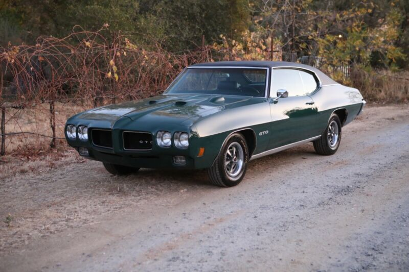Photo 1970 Pontiac GTO GTO
