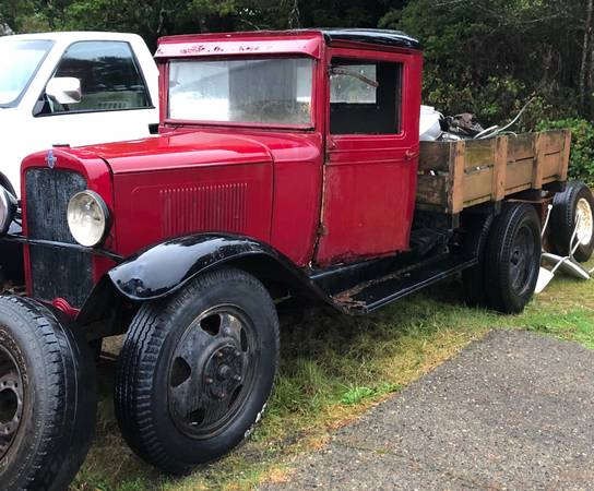 Photo 1931 Chevy Truck - $2000 (Florence)
