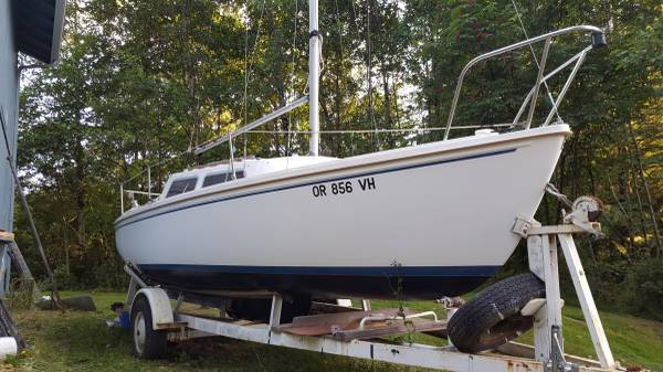 Photo 1984 Catalina 22 for sale $3000 obo - $3000