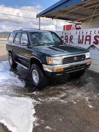 Photo 1994 Toyota 4Runner - $3800 (Coos Bay)