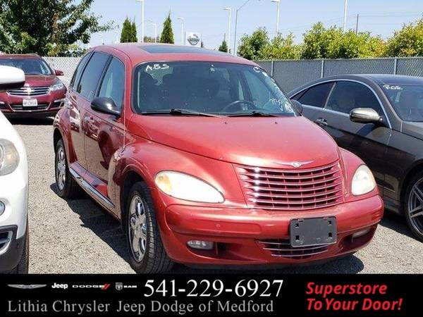 Photo 2003 Chrysler PT Cruiser 4dr Wgn Limited - $7,998 (2003 Chrysler PT Cruiser 4dr Wgn Limited)