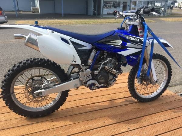 Photo 2004 YZF 250 - $2,500 (COOS BAY)