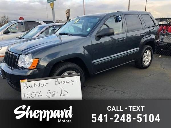 Photo 2008 Jeep Grand Cherokee 4WD 4dr Laredo - $4156 (Eugene)
