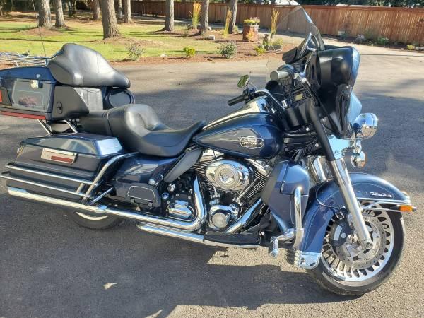 Photo 2009 Harley Davidson Ultra Classic - $13,500 (Lebanon)