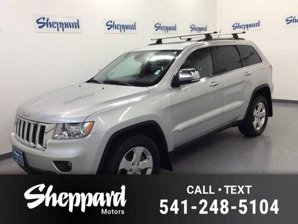 Photo 2012 Jeep Grand Cherokee 4WD 4dr Limited - $16499 (Eugene)